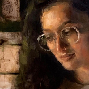 How to get the right skin tones in oil painting ?