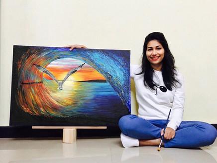 Prajakta Bhosle - Colours Meet Style