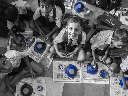 Top Indian NGOs that are making a difference using Art