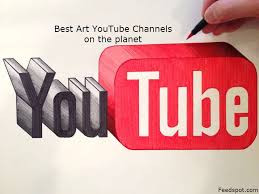 Top YouTube Channels to learn Art