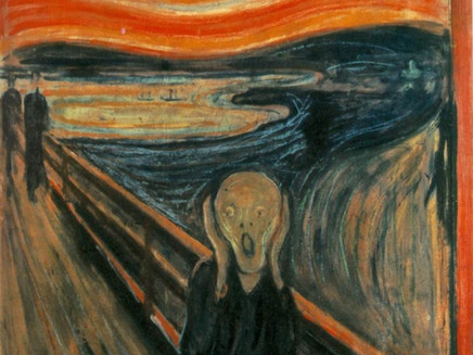 """10 lesser-known facts about the painting """"Scream"""" by Edvard Munch"""