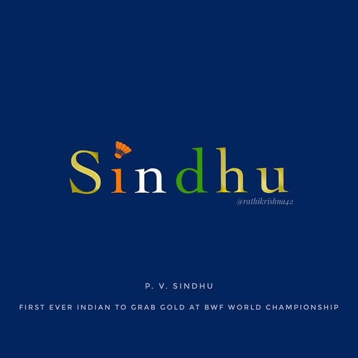 P.V. Sindhu
