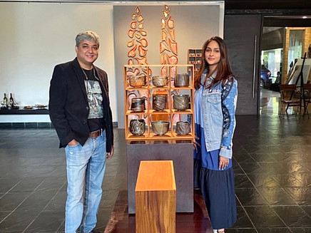 """Tao Art Gallery reopens with """"Discourses"""" by Khanjan Dalal"""