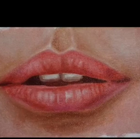 How to paint realistic lips ?