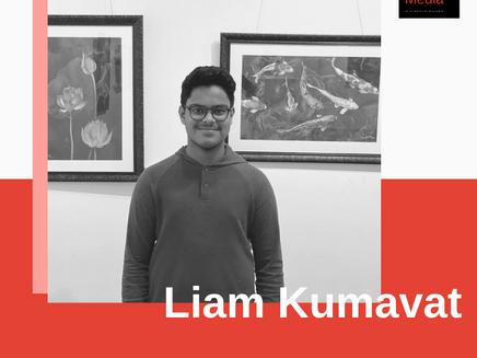 Liam Kumawat : Born to be an Artist
