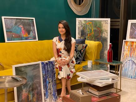 Akshita Gandhi: An Art Affair from Mumbai to Miami
