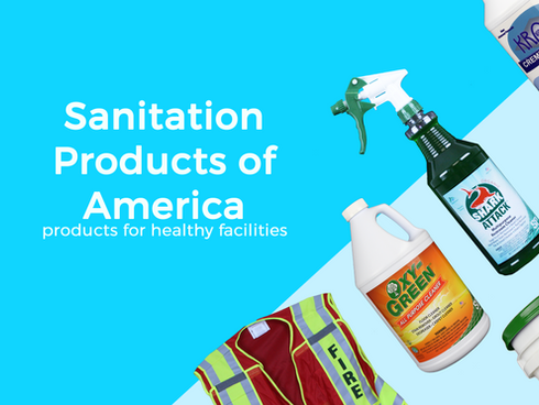 Sanitation Products of America