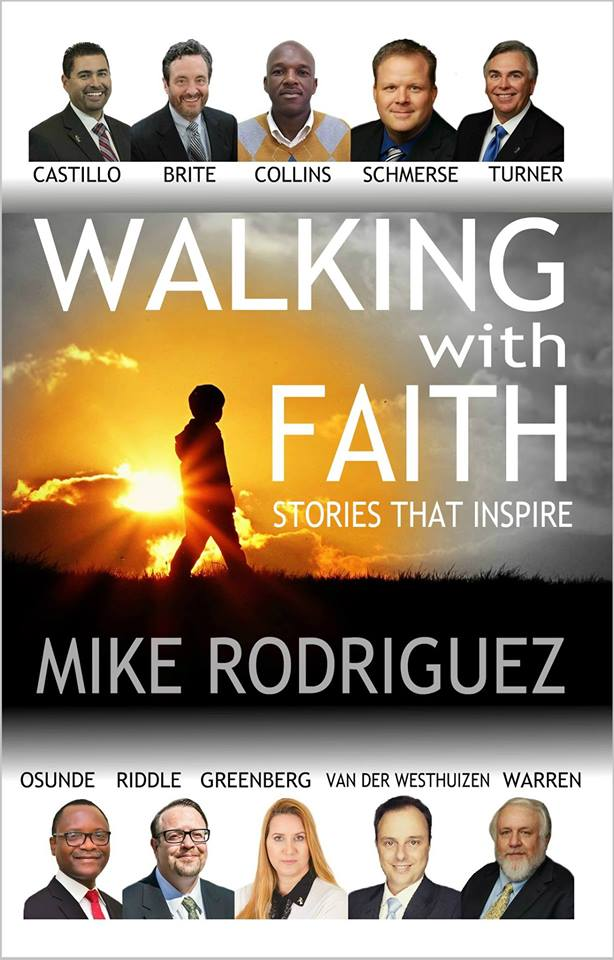 Walking With Faith Book