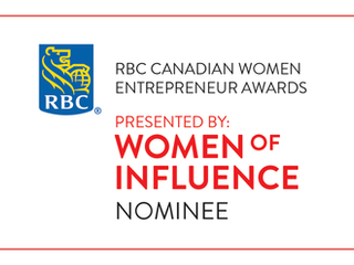 Official Nominee: The RBC Canadian Women Entrepreneur Awards