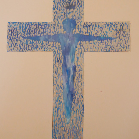 Living Water Cross