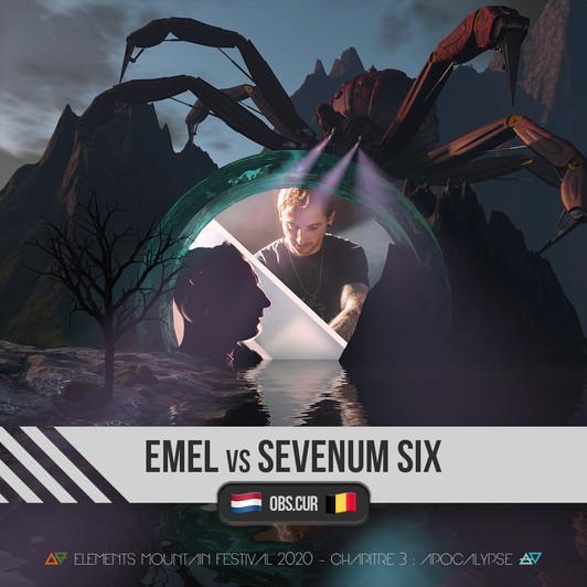 Emel Vs Sevenum Six