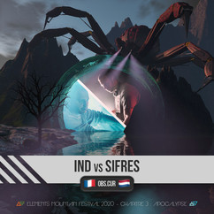 IND vs SIFRES