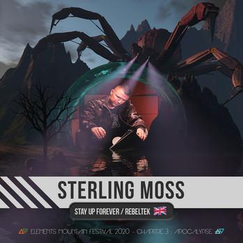 sterling Moss