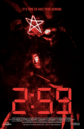 2:59 Finalist Short Film Horror 2020 - S