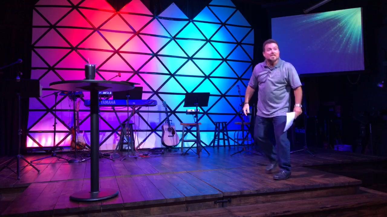 Spiritual Partnership -Pastor Sean - 2/11/18