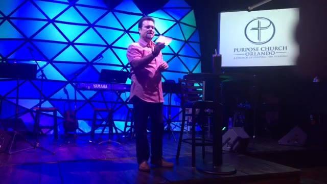 Pastor Sean - June 25, 2017