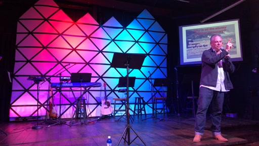 Pastor Pat Manzo - 01/28/18