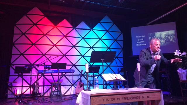 Pastor Pat Manzo - 4/8/18