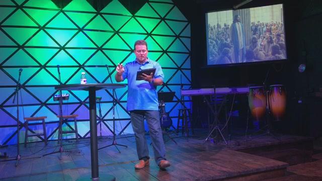 Pastor Sean - 4/7/19