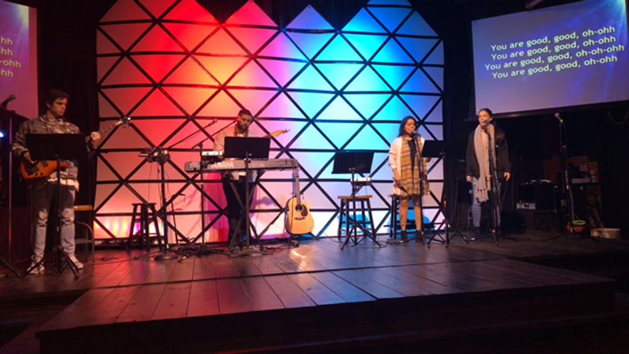 Pastor Sean - 12/31/17