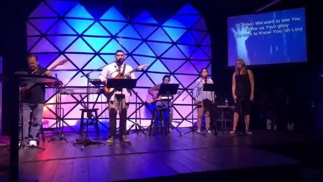 Pastor Jack Levine - Oct. 08 2017