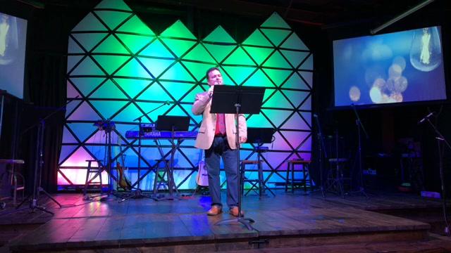 Pastor Sean - 12/24/17 - Pt 2