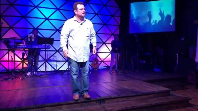Pastor Sean LaGasse - Nov.12 2017