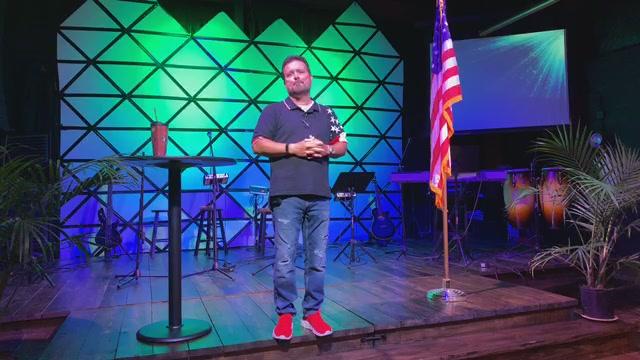 Pastor Sean -5/26/19