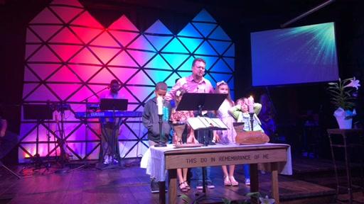 Easter - Pastor Sean - 4/01/18
