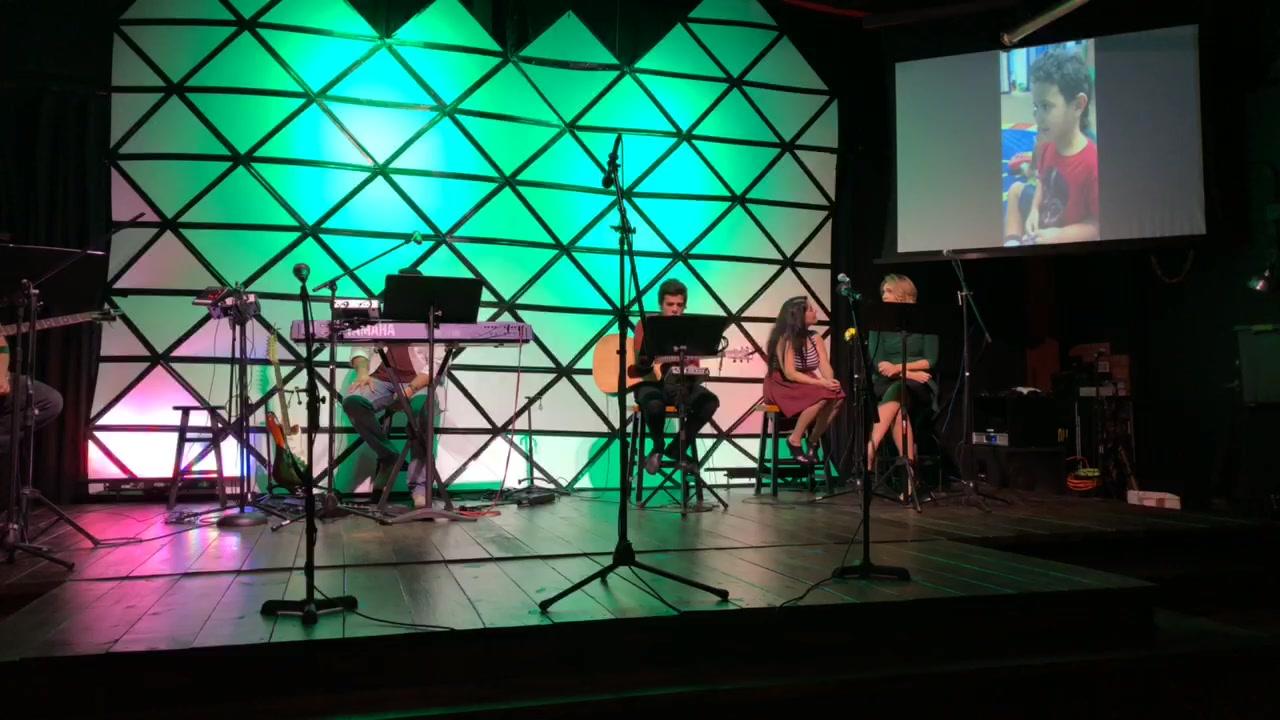 Pastor Sean - 12/24/17 - Pt 1