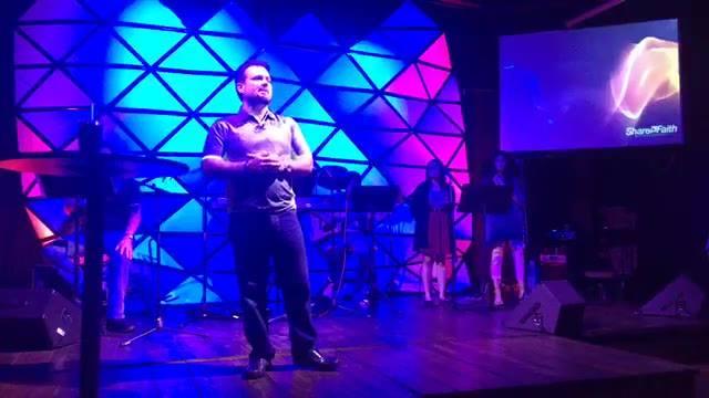 Pastor Sean - July 30, 2017