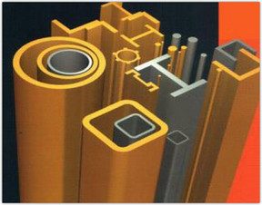 Standard Structural Pultruded Sections