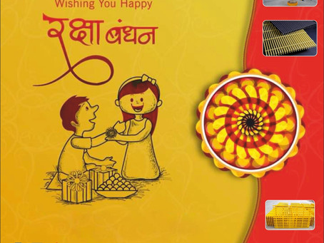 Wishing you a Happy Rakhi !!!
