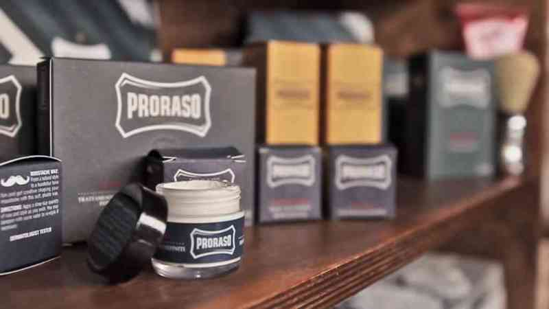 Proraso-malegroming