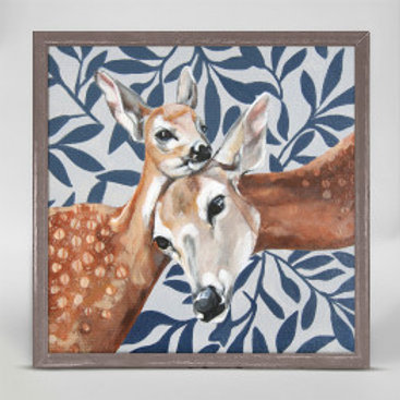Deer and Doe