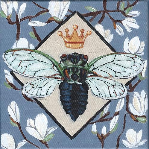 King Cicada - 6x6