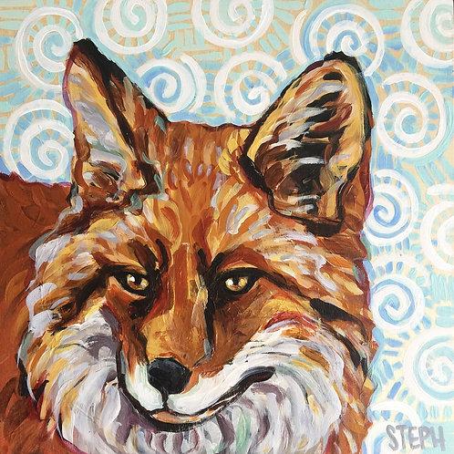 SNOW FOX 8x8