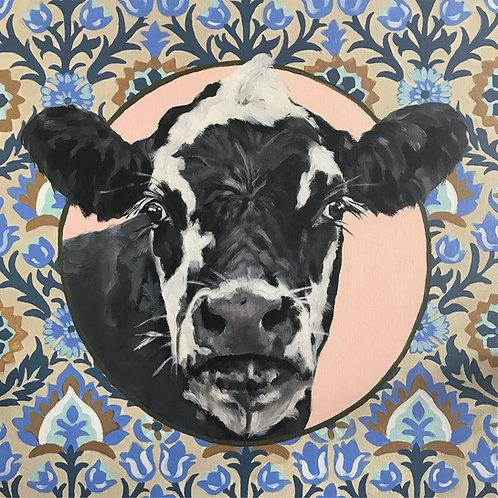 Paisley Cow Original