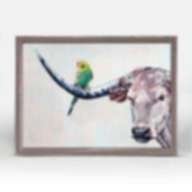 longhornbird framed.jpg