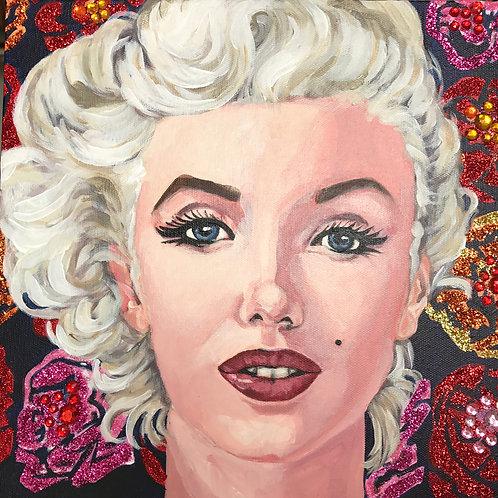 Marilyn Monroe - 12x12