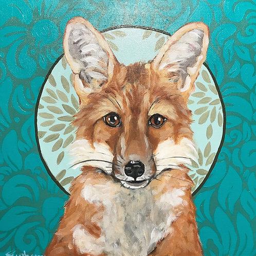 Fantastic Mr. Fox - 14x14
