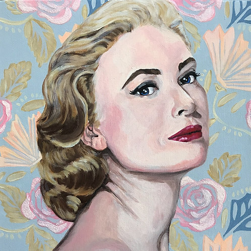Grace Kelly 12x12