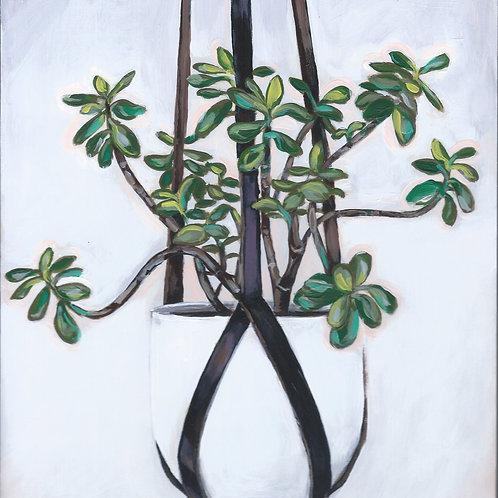 Hanging Jade - 8x10