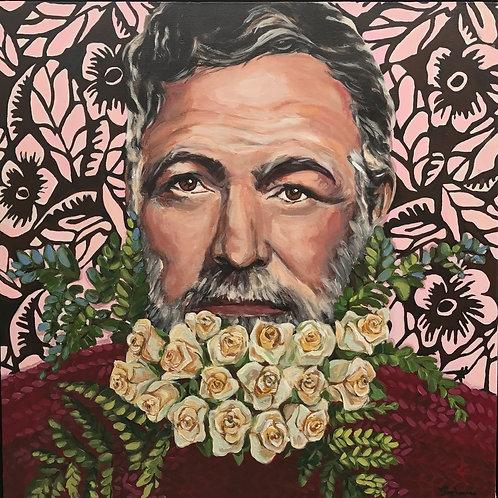 Hemingway 24x24
