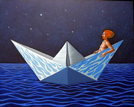 2003.   La nave va