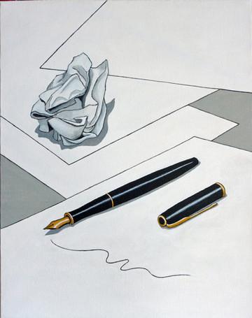 2011.  Papel e caneta