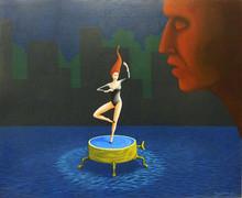 2011.  A bailarina
