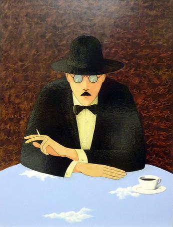 1984.  Mesa de café