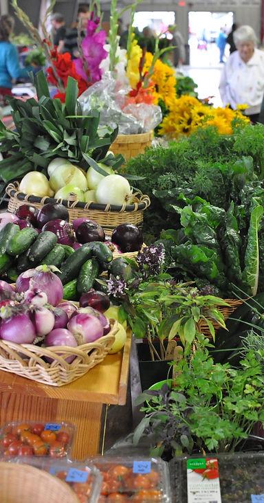 Market garden offerings