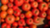 Ripe market tomatoes